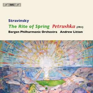 Stravinsky: Pétrouchka & Le Sacre du printemps