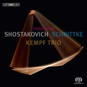 Shostakovich & Schnittke - Piano Trios