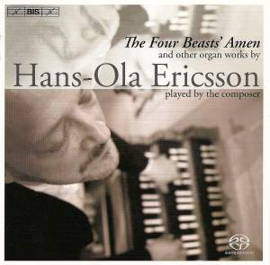 Ericsson - The Four Beasts' Amen and other organ works.