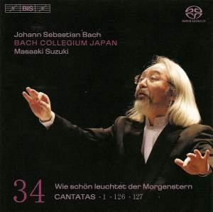 Bach - Cantatas Volume 34