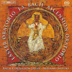Bach - Easter & Ascension Oratorios Product Image