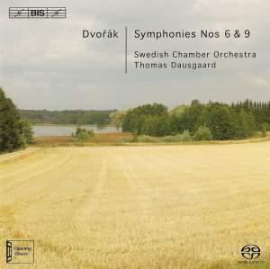Dvorák - Symphonies Nos. 6 & 9 Product Image