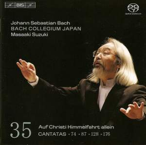 Bach - Cantatas Volume 35 Product Image