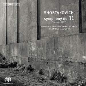 "Shostakovich: Symphony No. 11, ""The Year 1905"""