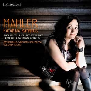Mahler: Kindertotenlieder, Lieder eines fahrenden Gesellen & Rückert-Lieder Product Image