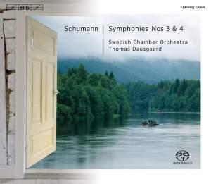 Schumann - Symphonies Nos 3 & 4 Product Image