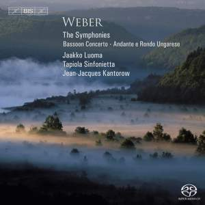 Weber - The Symphonies Product Image