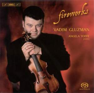 Fireworks – Virtuoso Violin Music