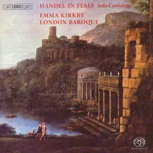 Handel in Italy - Solo Cantatas Product Image