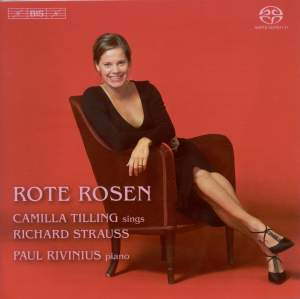 Strauss - Rote Rosen Product Image