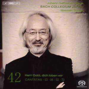 Bach - Cantatas Volume 42 Product Image