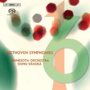 """BEETHOVEN, van L.: Symphonies Nos. 1 and 6, """"Pastoral"""" (Minnesota Orchestra, Vanska)"""