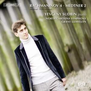 Rachmaninov & Medtner Piano Concertos