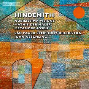 Hindemith: Orchestral Works Product Image