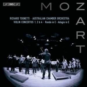 Mozart: Violin Concertos Nos. 1, 2 & 4