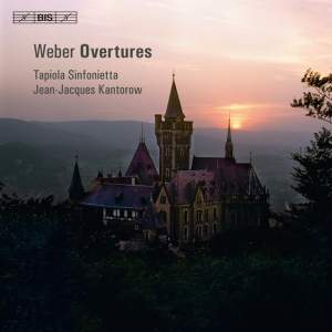 Weber: Overtures Product Image
