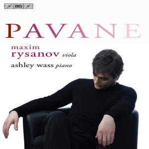 Pavane: Maxim Rysanov