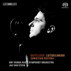 Christian Poltéra plays Dutilleux & Lutoslawski