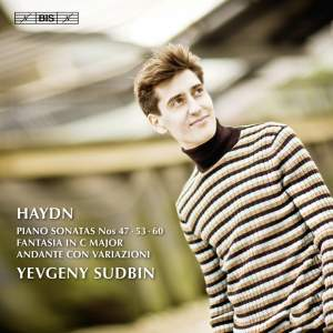 Yevgeny Sudbin plays Haydn Product Image