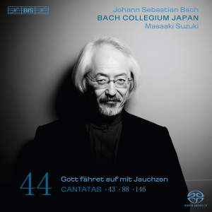 Bach - Cantatas Volume 44 Product Image
