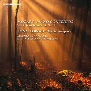 Mozart: Piano Concertos Nos. 9 & 12 Product Image
