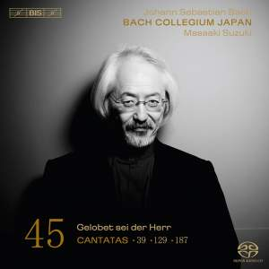 Bach - Cantatas Volume 45 Product Image