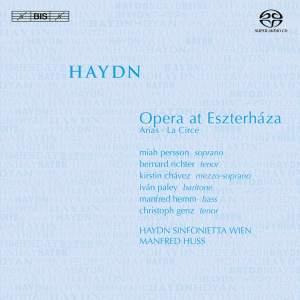 Haydn - Opera at Eszterháza