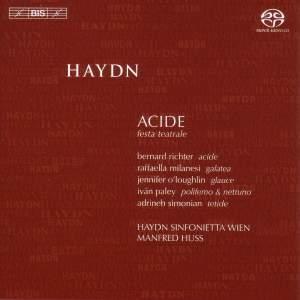 Haydn: Acide e Galatea - Festa Teatrale (opera fragment, Hob.XXVIII:1)