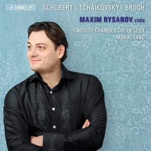Schubert - Tchaikovsky - Bruch