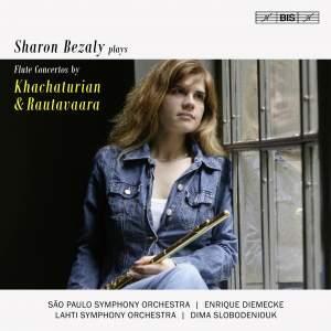 Khachaturian & Rautavaara: Flute Concertos