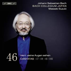 Bach - Cantatas Volume 46 Product Image