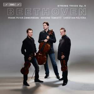 Beethoven: String Trios, Op. 9 Nos. 1-3 Product Image