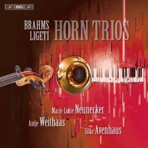Brahms & Ligeti: Horn Trios Product Image