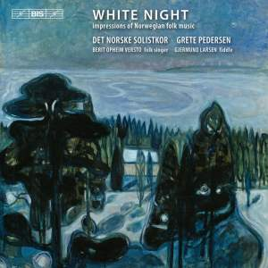 Choral Music (Norwegian) - LARSEN, G. / GROVEN-E. / BUENE, E. (White Night: Impressions of Norwegian Folk Music) (Pedersen)