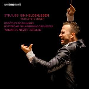 Strauss: Ein Heldenleben & Vier letzte Lieder