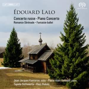 Lalo: Concerto Russe & Piano Concerto