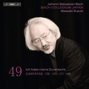 Bach - Cantatas Volume 49 Product Image
