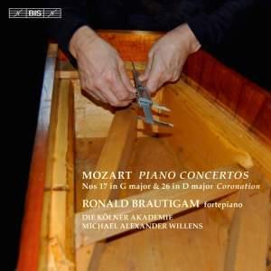 Mozart Piano Concertos - Nos.17 & 26
