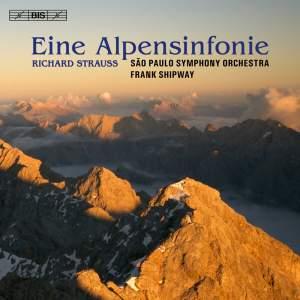 R. Strauss: Eine Alpensinfonie Product Image