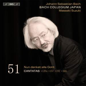 Bach - Cantatas Volume 51 Product Image