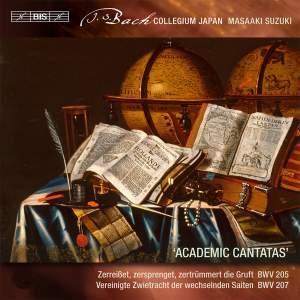 Bach - Secular Cantatas IV
