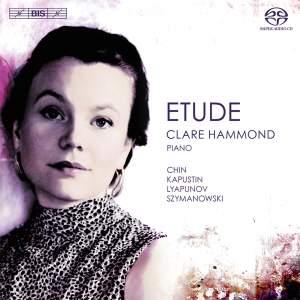 Clare Hammond: Etude