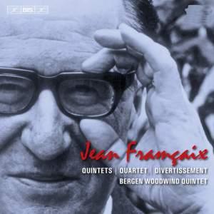 Françaix: Chamber Music for Winds