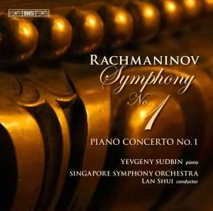 Rachmaninov: Symphony No. 1 & Piano Concerto No. 1 Product Image
