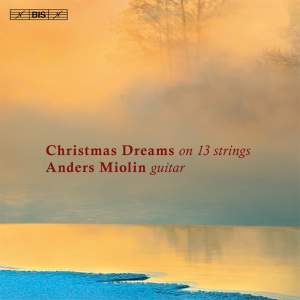 Christmas Dreams on 13 Strings Product Image