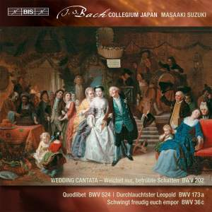 Bach - Secular Cantatas III Product Image
