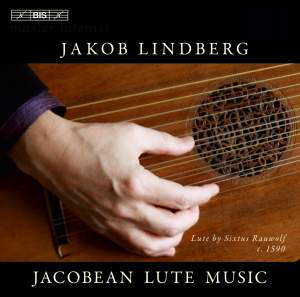 Jacobean Lute Music