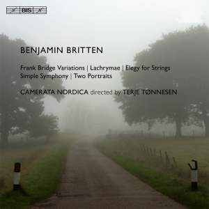Britten: Works for String Orchestra