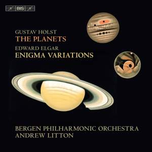 Holst: The Planets & Elgar: Enigma Variations Product Image