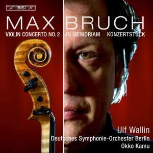 Bruch: Works for Violin and Orchestra